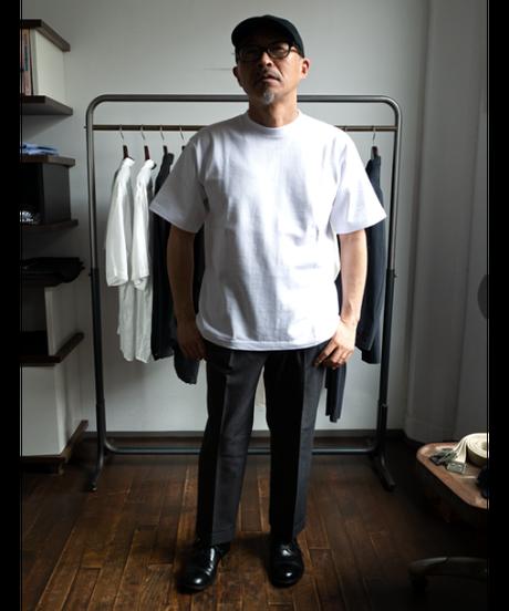 ULTERIOR Standard Tubular Crew Neck T-Shirt