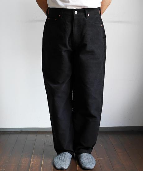 COMOLI モールスキン 5ポケットパンツ