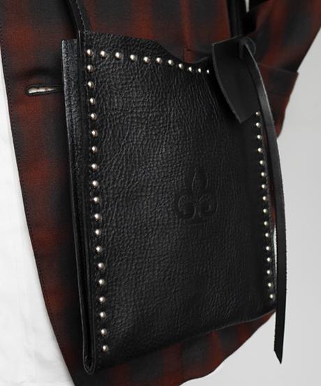 mando Leather Sacoche Bag
