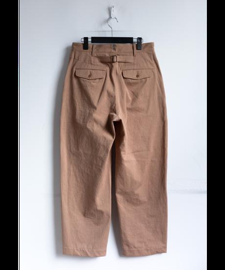 ULTERIOR Bizen Gabardine Military Pants