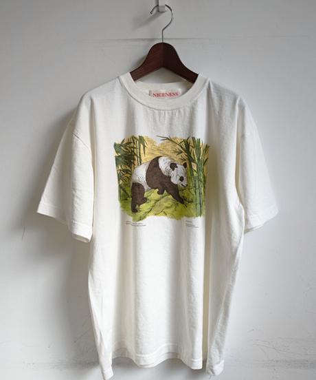 "NICENESS ビンテージ珍獣Tシャツ ""BERNARD"""