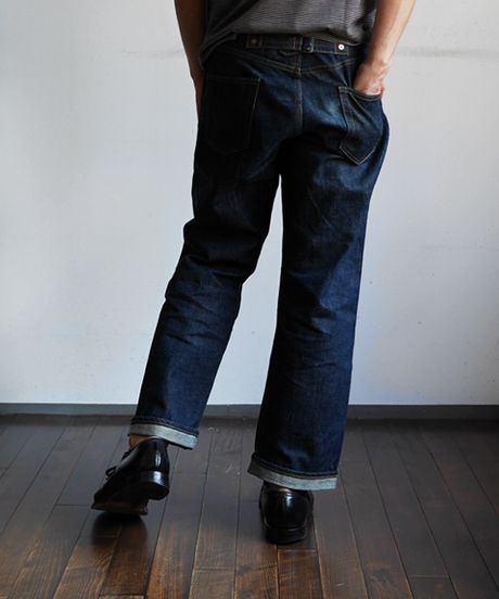 RICHFIELD J-2 Wide Tapered Jeans