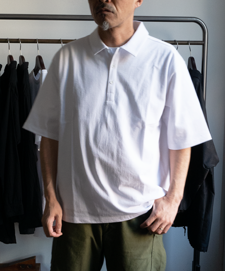 ATON Fresca Plate Polo Shirt