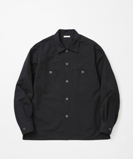 ULTERIOR Cotton Silk Weather Work Shirt