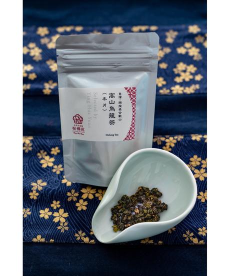 高山烏龍茶 冬片