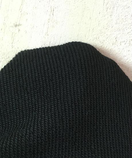 9.7ozスエットシャツNUTBUTTERブラックxホワイト