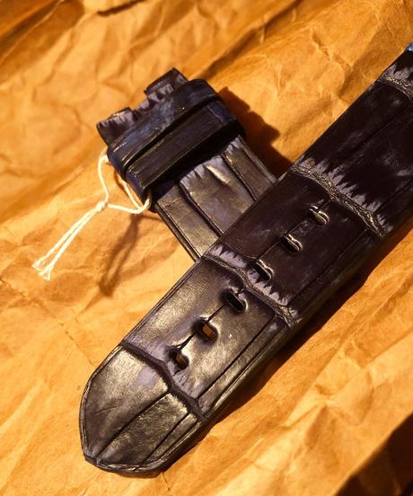 クロコダイル  ブルー  26mm-26mm CRO-09