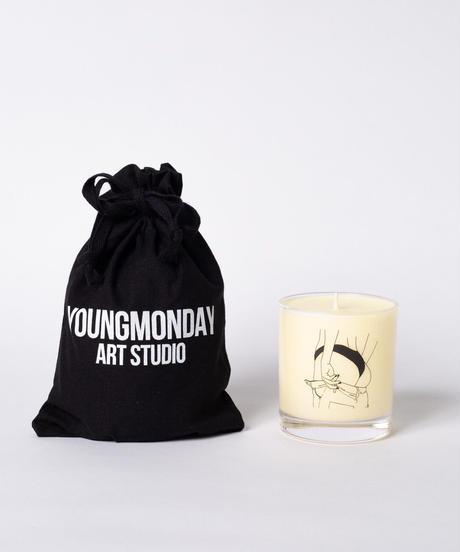 Candle <bergamot> 180G