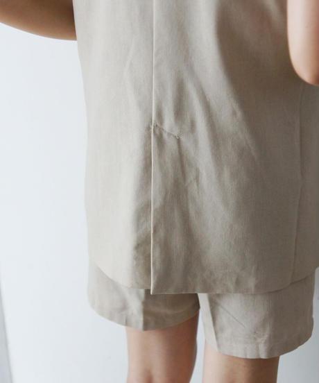linen blend set up