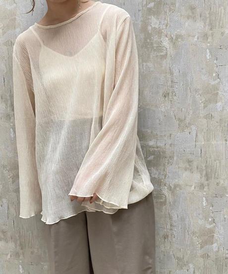 chiffon blouse cami set