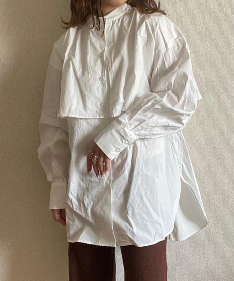 select design shirt white
