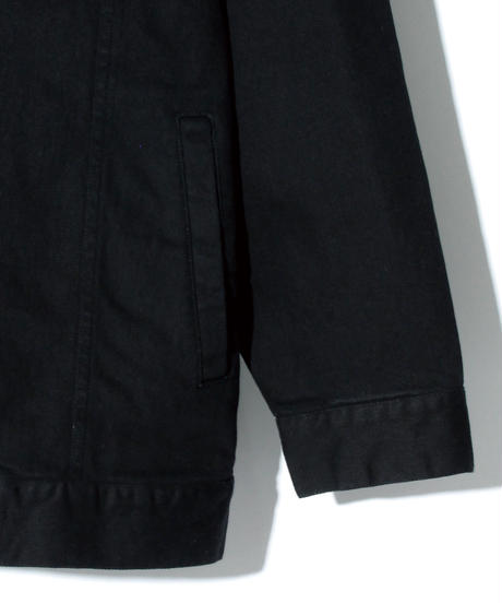 SWITCHBLADE (スウィッチブレード)1001303 / DAMAGE DENIM JK-BLACK