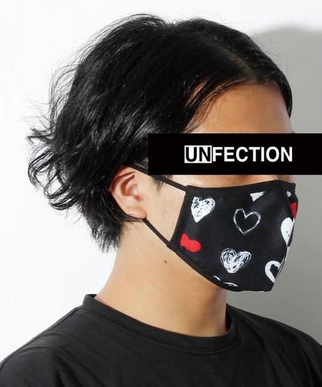UNFECTION(アンフェクション)16011033 / HEART MASK