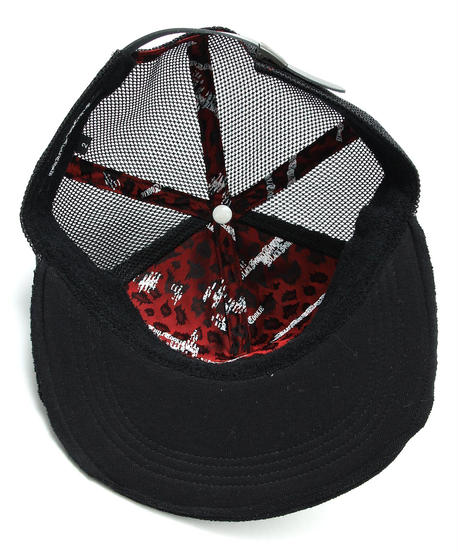 BLACK HONEY CHILI COOKIE (ブラックハニーチリクッキー) 2902701 / B.H.C.C Cut Embroidery Baseball Cap - BLACK