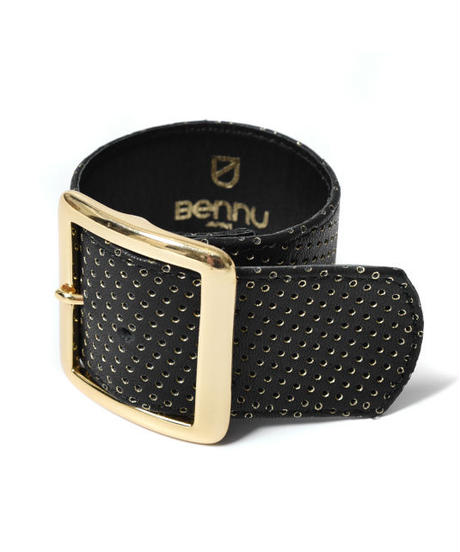 Bennu(ヴェンヌ)  160455201  /  Heavy weight Cow Punching Bangle