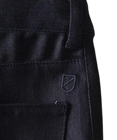 Bennu(ヴェンヌ)  110440503 / Super Stretch Denim Tapered Pants
