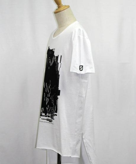 Bennu (ヴェンヌ)420610106 / 『DEVILMAN crybaby』×『Bennu』Collaboration-DM-TEE-prod.1