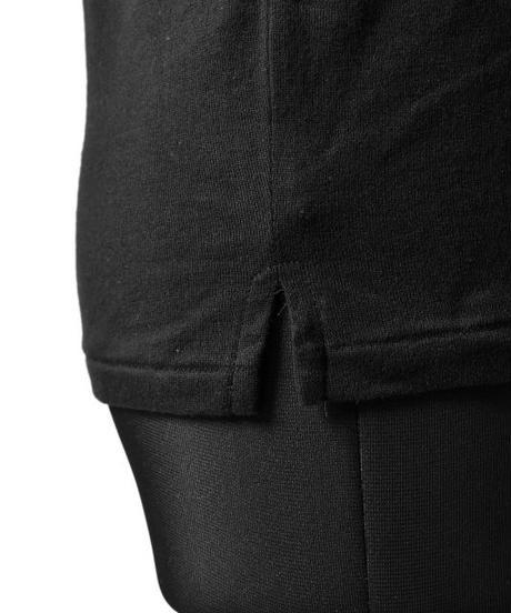 Bennu (ヴェンヌ) BH16AW-CS15 / Square Print T-Shirt