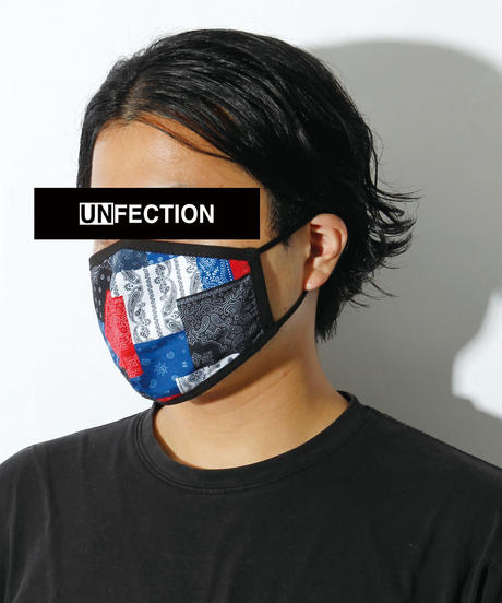 UNFECTION(アンフェクション)16011030 / MULTI BANDANA MASK