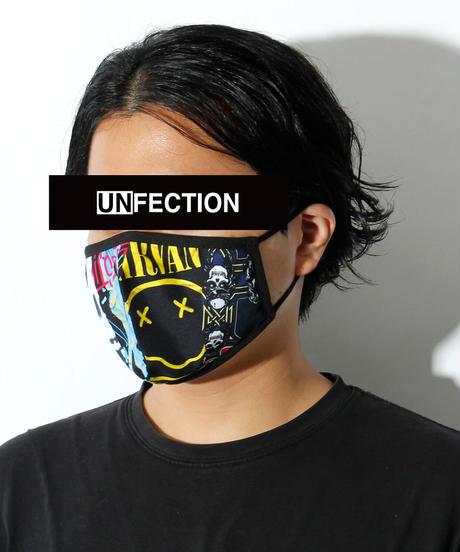 UNFECTION(アンフェクション)16011034 / BAND MASK