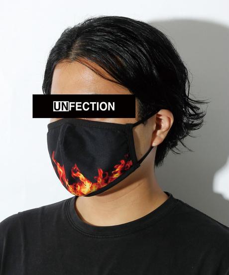 UNFECTION(アンフェクション)16011031-FIRE MASK