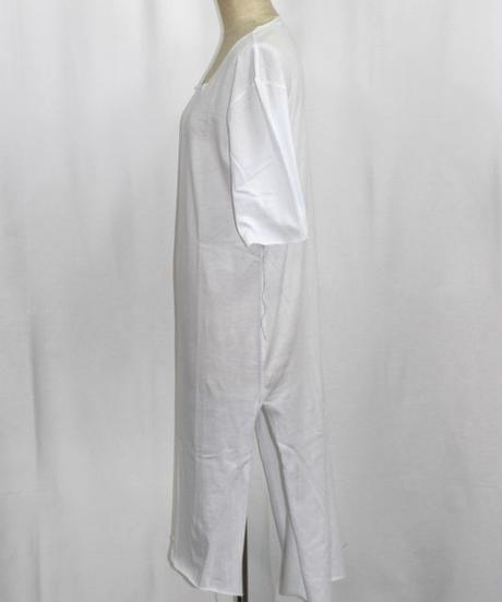 Bennu (ヴェンヌ)420610105 / 『gene par YUKIO MISHIBA』Collaboration Cut-off Super Long Cut-sew