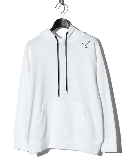 ys Yuji SUGENO (イース ユウジ スゲノ)  220210103 / Heavyweight pile Hoody / ys-Girl -WHITE