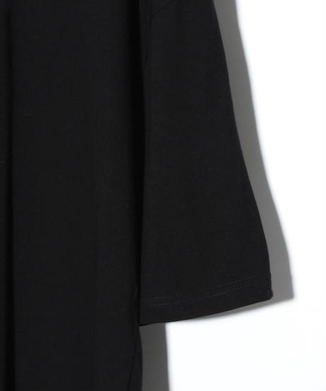 ys Yuji SUGENO (イース ユウジ スゲノ)  210410102 / ys illustration Hemstep Big Tee-BLACK