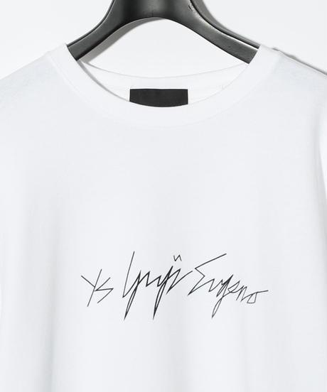 ys Yuji SUGENO (イース ユウジ スゲノ)  220210101 / Heavyweight pile sweat / ys-Girl -WHITE