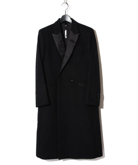 ys Yuji SUGENO (イース ユウジ スゲノ) 210831105 / Cashmere wool Semi Double Coat