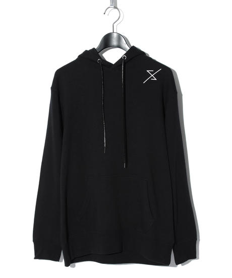 ys Yuji SUGENO (イース ユウジ スゲノ)  220210104 / Heavyweight pile Hoody / BLACK -BLACK