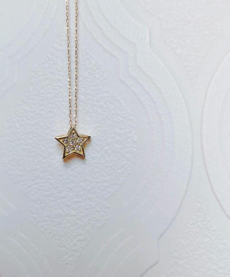 21072-1948 K18 D0.04ct Star/N