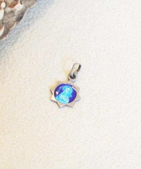 031-4428 Blueガラス×マリア/P