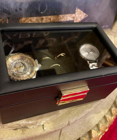 21159-31 ウォッチ&ジュエリー BOX