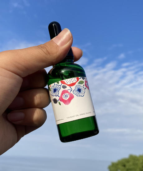 Awaji Tsubaki Oil  新・あわじ椿オイル30ml ×3本セット