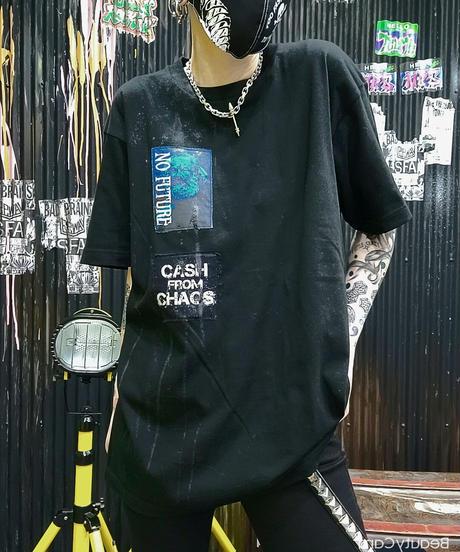 -ANARCHY-T Shirt(bk3)