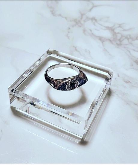 Eye Blue Ring