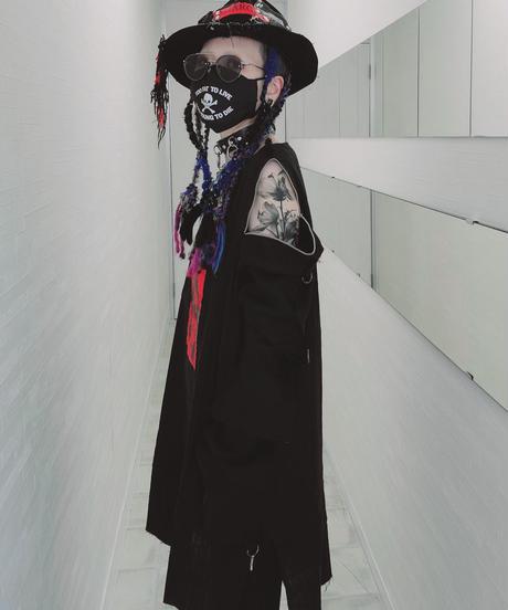 【Magdala】Gauze-Queen-Shirt