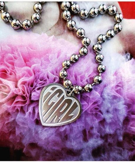 I♡GIRL Necklace