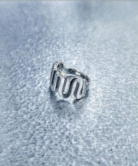 SILVER 925  Nami Ring