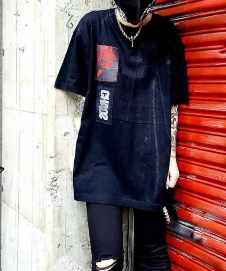 -ANARCHY-T Shirt(bk1)