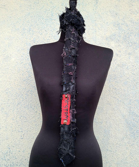 -逆走芸術-Crust Neck Belt