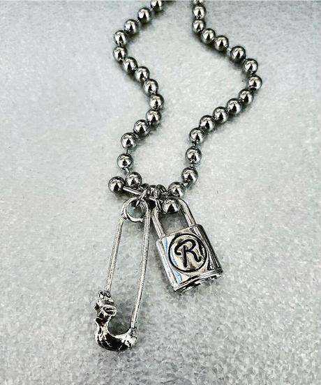 Skull&R. Necklace