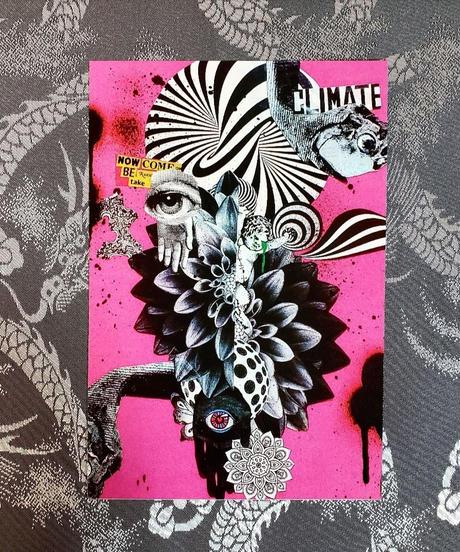 Mirror&Postcard Set