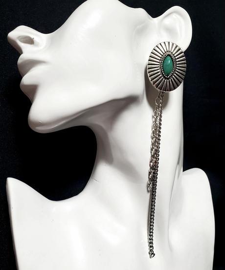 Concho S. Earring