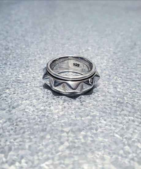 SILVER 925 Studs Ring