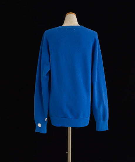 Sweat shirts BLUE / 04181