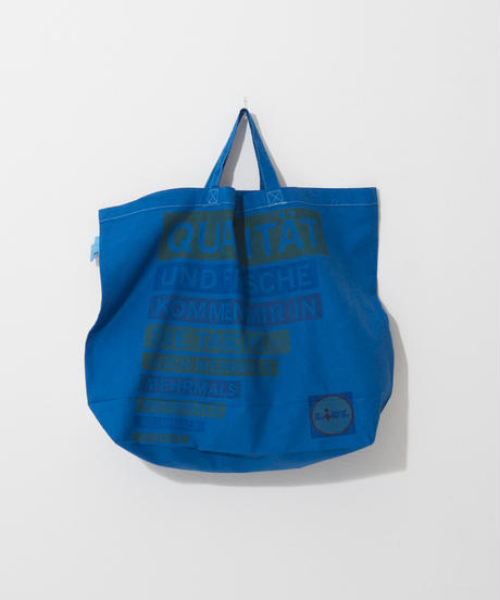 Big foil tote BLUE/284