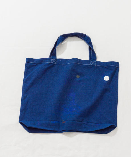 Lace tote bag NAVY/152