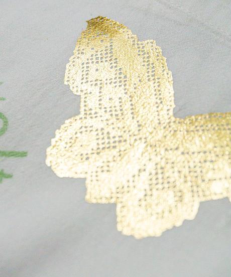 Foil tote WHITE/142